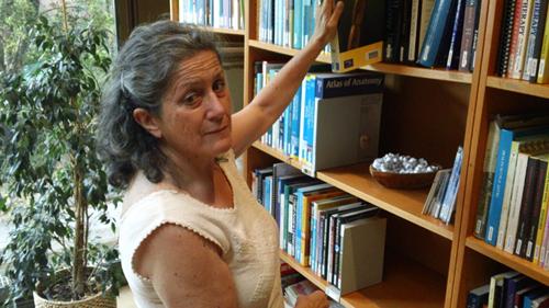 Francesca Simeón, Presidenta De TENACAT.