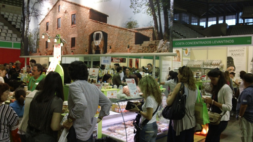Feria BioCultura 2011 En Barcelona