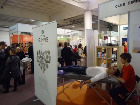 Fira Cuidat 2011 A Manresa. Saló Dedicat A Les Teràpies Naturals