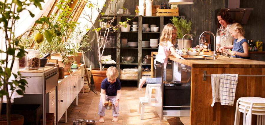10 Consejos Para Una Cocina Más Ecológica, Saludable Y Sostenible